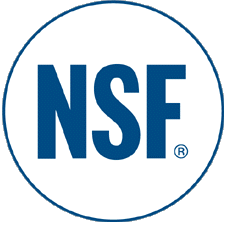 NSF International approved products by Kinetico