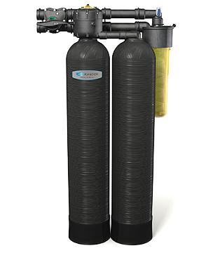 Kinetico Signature seris S250 Water Softener