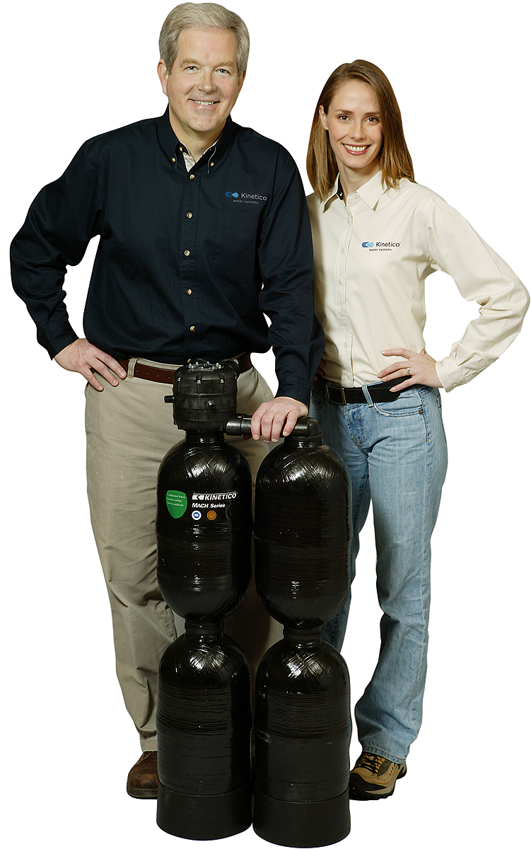 Kinetico Water Softener Drinking System Quad Cities Iowa