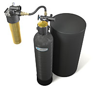 The Kinetico Essential series water softener.