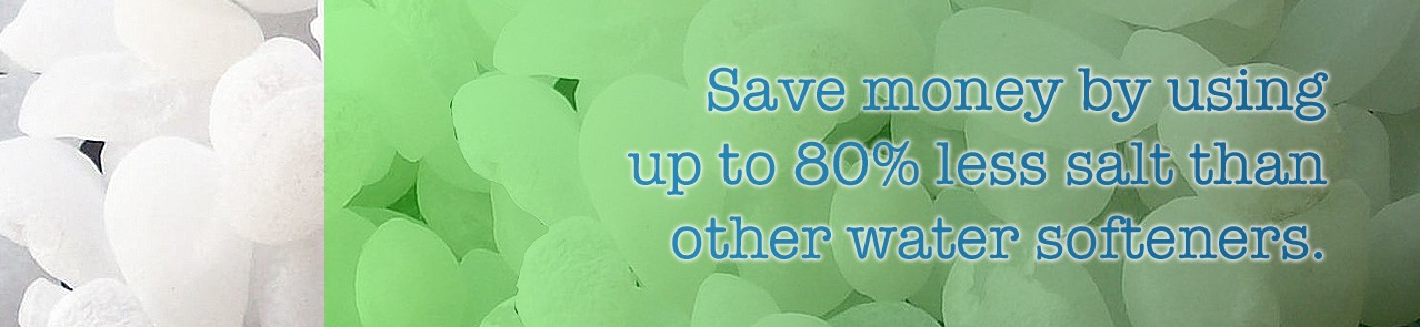 Save money on water softener salt by using up to 80 percent less with a kinetico system.