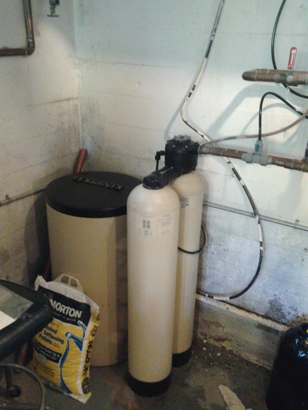 Image Result For Whole House Water Softner