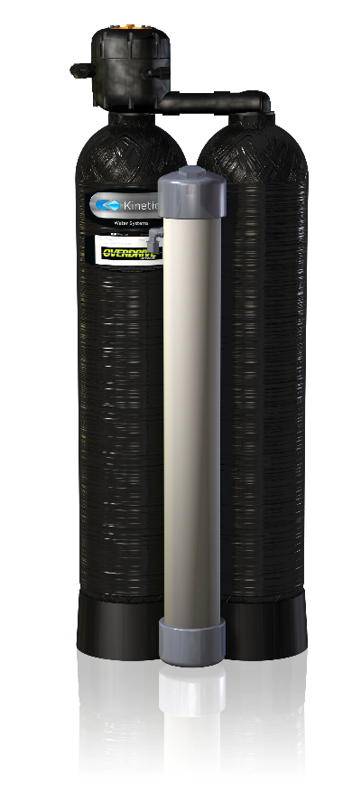 Kinetico Sulfer Guard water filter.