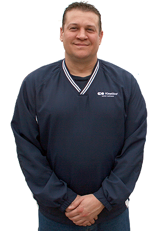 Jeff Volesky: 18 years experience with the Kinetico product line.