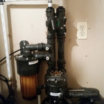 Kinetico's Entire home water softener installed in Geneseo, Illinois
