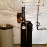Kinetico's Entire home water softener installed in Port Byron, Illinois