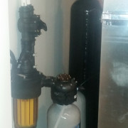 Kinetico chloramine reduction and water softener