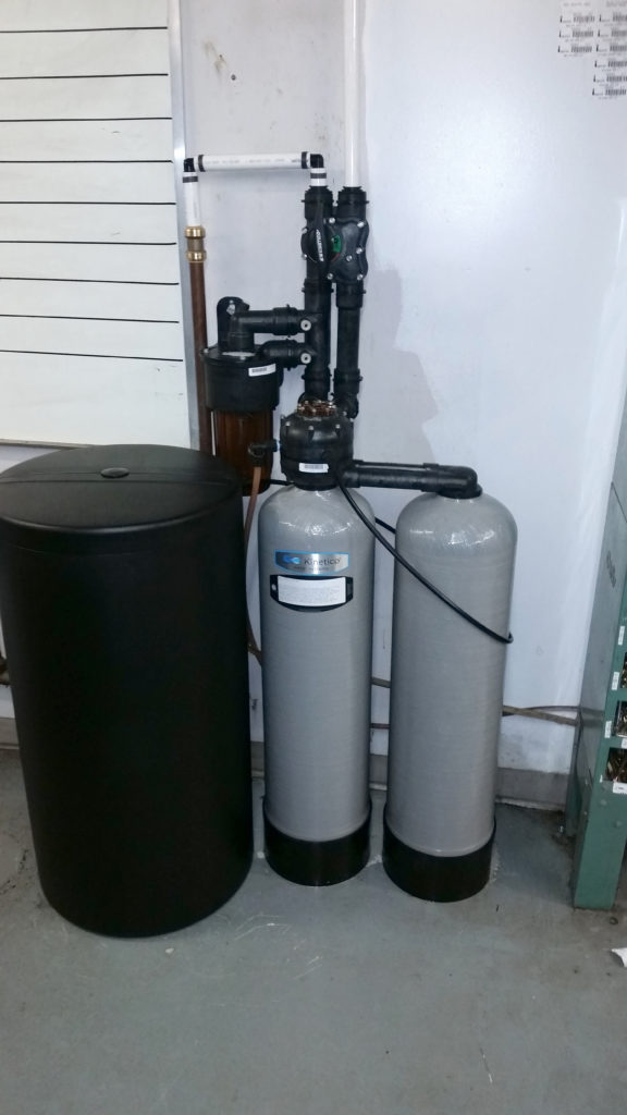 Quad Cities Kinetico Water Softener