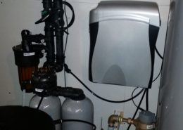 Kinetico water softener and Reverse Osmosis system installed in Bettendorf, Iowa