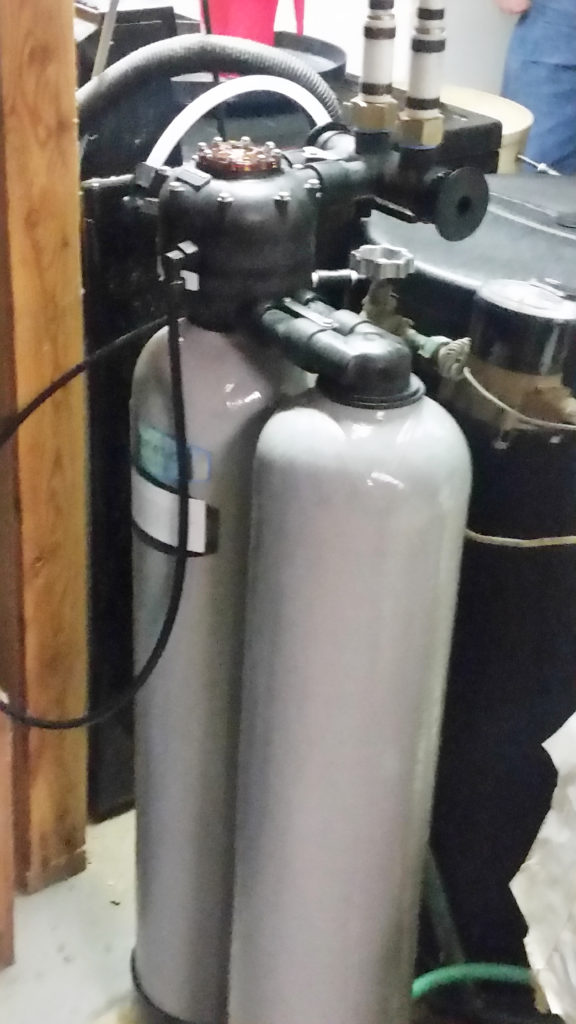 Upgrade their 39 year old Kinetico water softener with a new Kinetico system