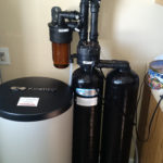 Replaced a Water Boss water softener with this Kinetico water softener