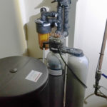 New Made in the USA Kinetico water softener installed in Bettendorf, Iowa