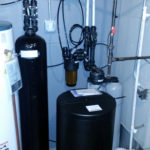 Whole house water treatment system in Le Claire, Iowa