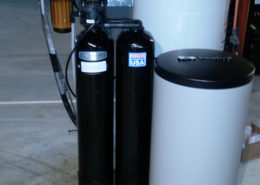 Owners of Sandbur City Layers chicken farm had a Kinetico water softener installed in their home