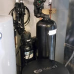 Whole house Chloramine reduction and water softener in Bettendorf, IA