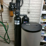 Another NEW Kinetico water softener installed in Muscatine, Iowa