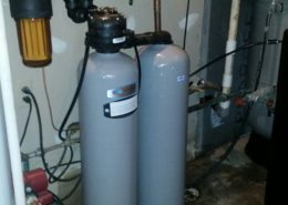 The best decision this customer made was to replace their 10 year old iron filter and softener with a new Kinetico! Located in Camanche, Iowa