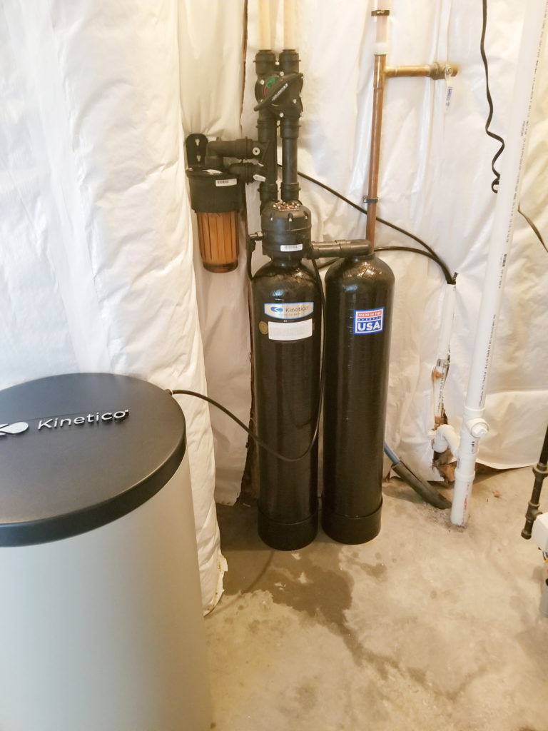 This customer in Port Byron, Illinois has his friend to thank for recommending Kinetico