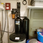 New water softener at the Buddhist Association of the Quad Cities