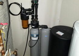 Customer in Bettendorf will be starting off the new year right with soft water provided by QC Soft Water and Kinetico