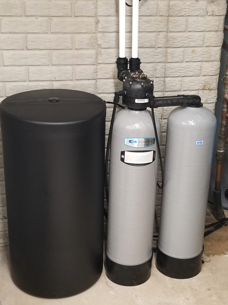 Brothers In Donahue Iowa Get Pure Water With A Kinetico