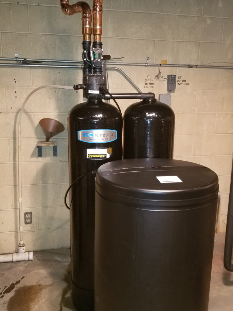 Senior living center in Clinton, Iowa gets a new Kinetico water softener