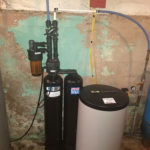 The parents of one of QC Soft Waters chicken farmers just installed a new Kinetico water softener.